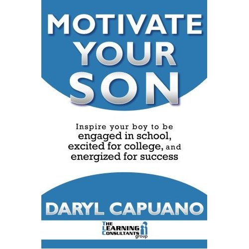 Motivate Your Son Book
